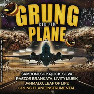 grung plane riddim front